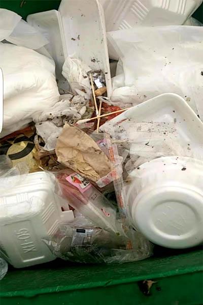 天长市中医院医疗与生活垃圾藏隐患